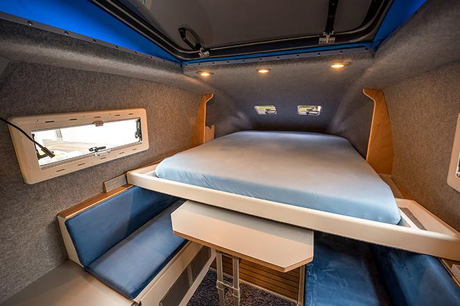 Caravane portée et Toyota Hilux Toyota17