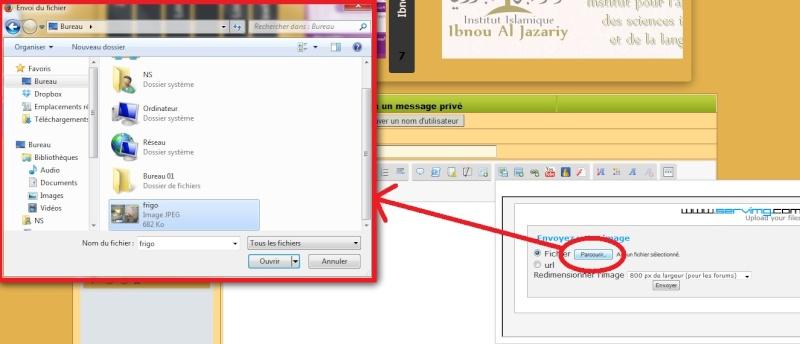 Tutoriel: Comment mettre des images dans vos posts ! 0110