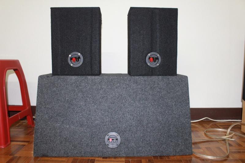 Soundstream car speakers . (Used) Img_2412