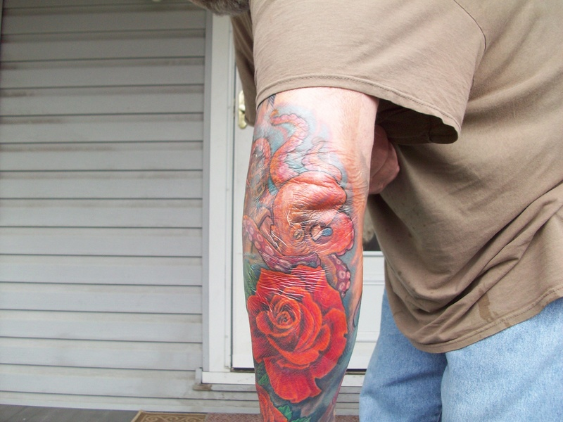 Speaking of tattoos just decided what my next one will be...I got it done today...:-)... 208_9412