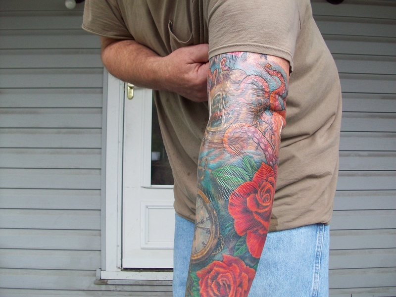 Speaking of tattoos just decided what my next one will be...I got it done today...:-)... 208_9413