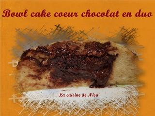 Bowl cake cœur chocolat en duo Bowl_c12