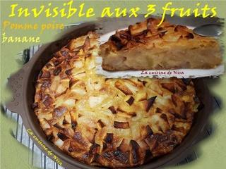 Invisible aux 3 fruits Invisi13