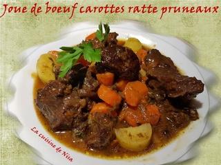 Joue de bœuf carottes ratte pruneaux Joue_d10