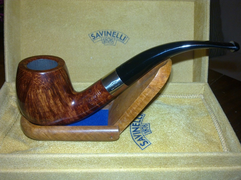 Les pipes Savinelli - Page 2 Silver10