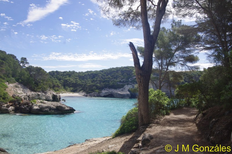 Voyage à Minorque, mai 2017 - 5 : Jeudi 18 mai : Cala Mitjana, Cala Trebaluger  _igp1412