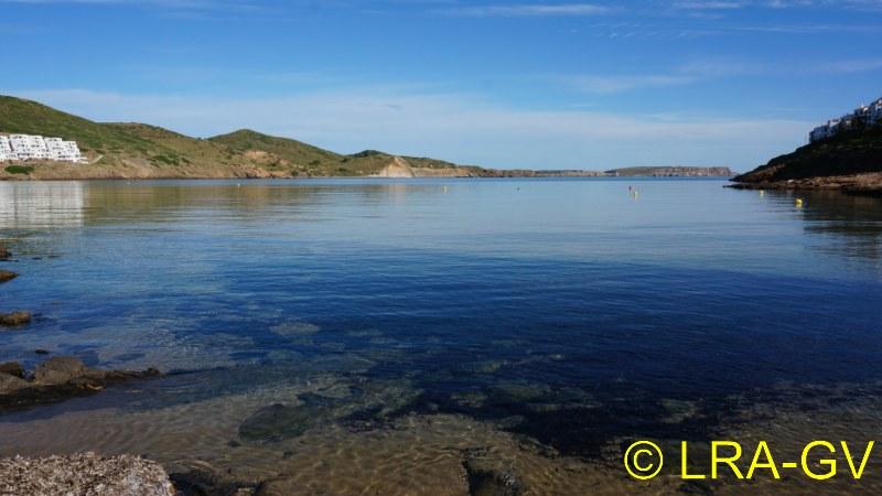 Voyage à Minorque, mai 2017 - 1 :  Dimanche 14 mai : Cala Tirant, Santa Teresa   Dsc05212