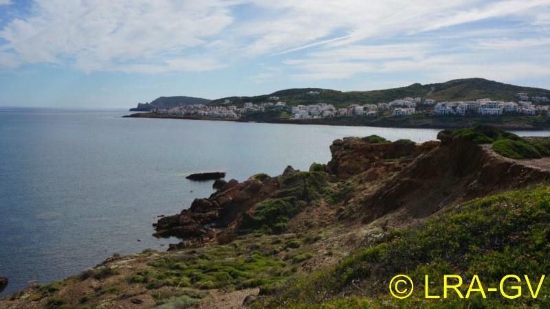 Voyage à Minorque, mai 2017 - 1 :  Dimanche 14 mai : Cala Tirant, Santa Teresa   Dsc05219