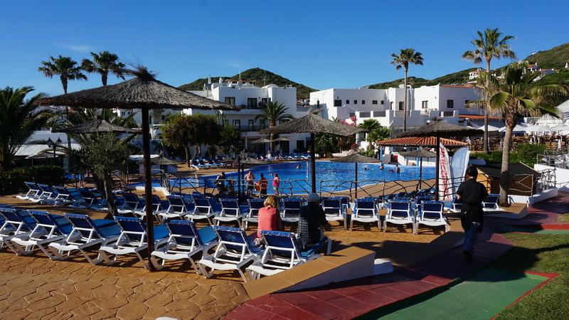 Voyage à Minorque, mai 2017 - 0 : Le voyage, l'hôtel  Dsc05613