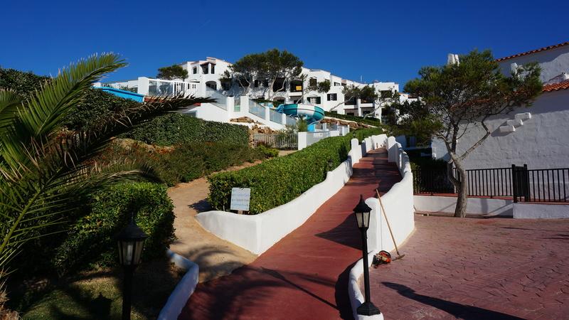 Voyage à Minorque, mai 2017 - 0 : Le voyage, l'hôtel  Dsc05614