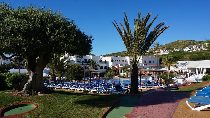 Voyage à Minorque, mai 2017 - 0 : Le voyage, l'hôtel  Dsc05616