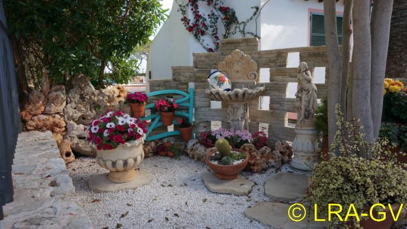 Voyage à Minorque, mai 2017 - 5 : Jeudi 18 mai : Cala Mitjana, Cala Trebaluger  Dsc05719