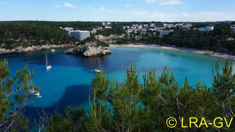Voyage à Minorque, mai 2017 - 5 : Jeudi 18 mai : Cala Mitjana, Cala Trebaluger  Dsc05720