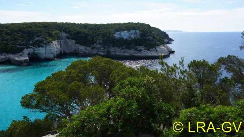 Voyage à Minorque, mai 2017 - 5 : Jeudi 18 mai : Cala Mitjana, Cala Trebaluger  Dsc05726