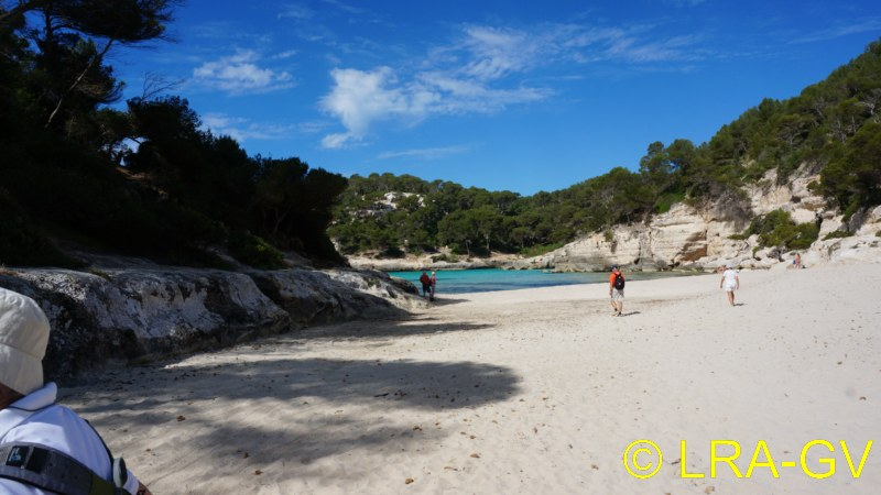 Voyage à Minorque, mai 2017 - 5 : Jeudi 18 mai : Cala Mitjana, Cala Trebaluger  Dsc05730