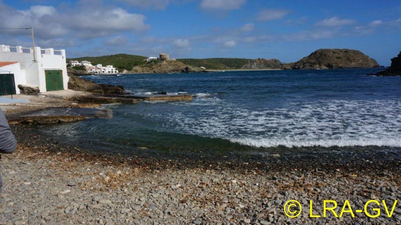 Voyage à Minorque, mai 2017 - 6 : Vendredi 19 mai : Sa Mesquiba , Es Grau Dsc05824
