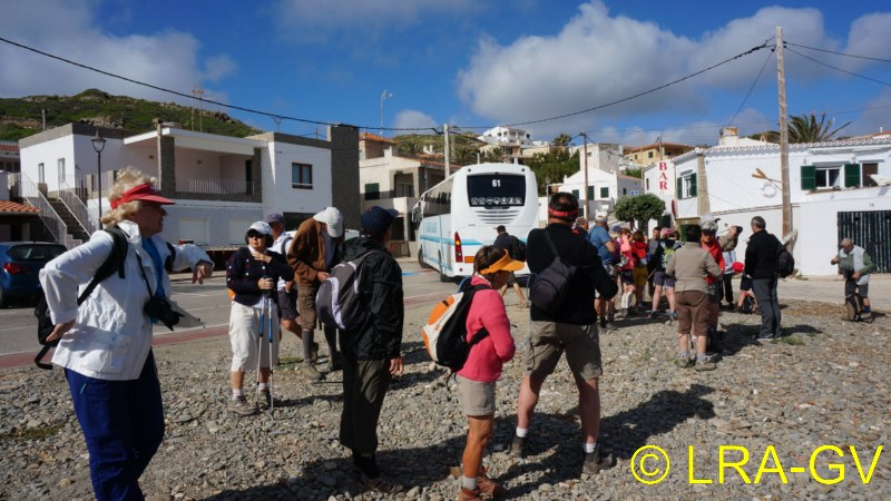 Voyage à Minorque, mai 2017 - 6 : Vendredi 19 mai : Sa Mesquiba , Es Grau Dsc05825
