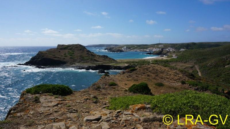 Voyage à Minorque, mai 2017 - 6 : Vendredi 19 mai : Sa Mesquiba , Es Grau Dsc05832