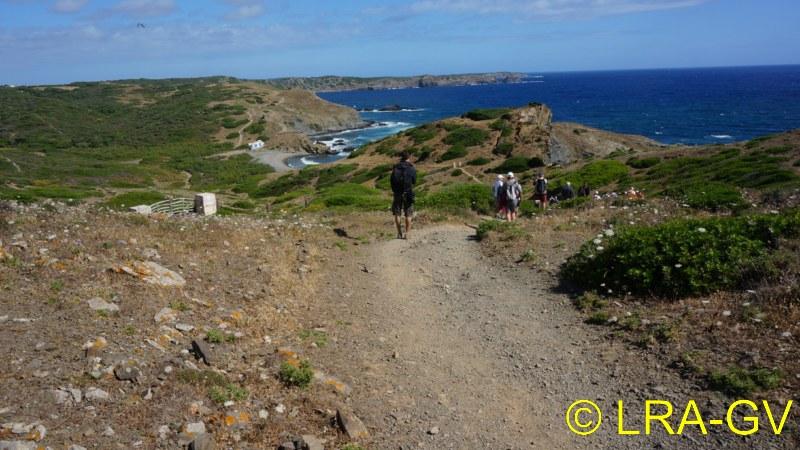 Voyage à Minorque, mai 2017 - 6 : Vendredi 19 mai : Sa Mesquiba , Es Grau Dsc05833