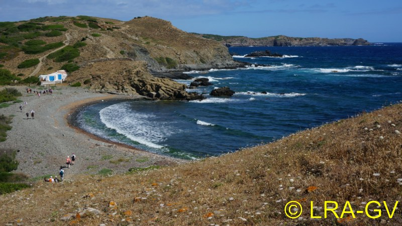 Voyage à Minorque, mai 2017 - 6 : Vendredi 19 mai : Sa Mesquiba , Es Grau Dsc05834