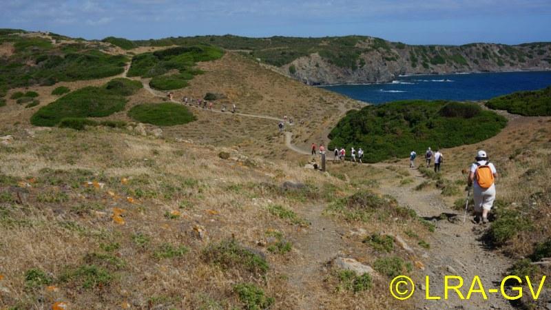 Voyage à Minorque, mai 2017 - 6 : Vendredi 19 mai : Sa Mesquiba , Es Grau Dsc05837