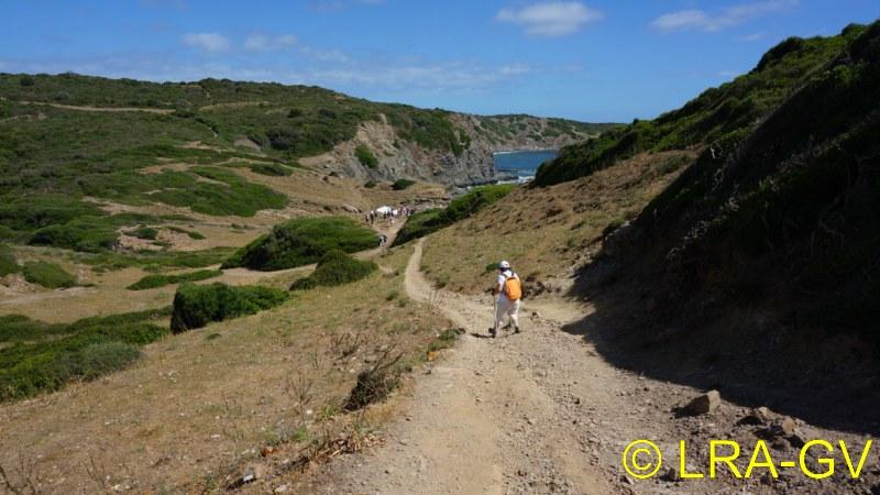 Voyage à Minorque, mai 2017 - 6 : Vendredi 19 mai : Sa Mesquiba , Es Grau Dsc05838