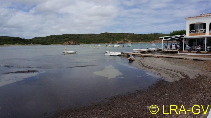 Voyage à Minorque, mai 2017 - 6 : Vendredi 19 mai : Sa Mesquiba , Es Grau Dsc05914