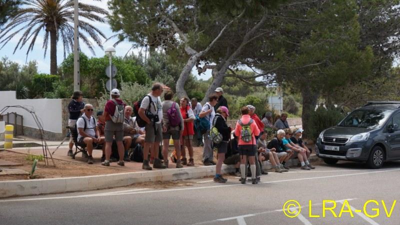 Voyage à Minorque, mai 2017 - 6 : Vendredi 19 mai : Sa Mesquiba , Es Grau Dsc05915