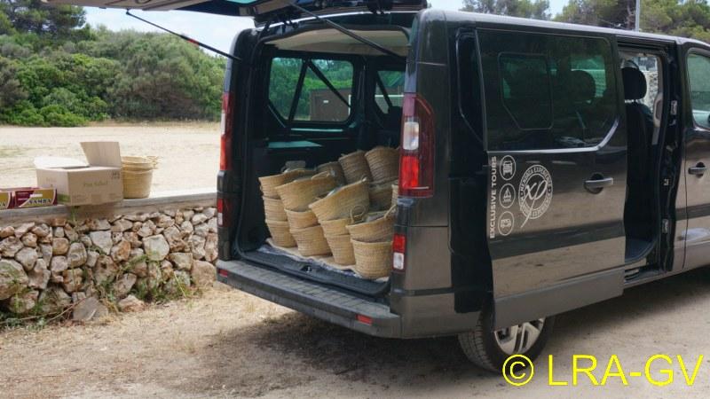 Voyage à Minorque, mai 2017 - 6 : Vendredi 19 mai : Sa Mesquiba , Es Grau Dsc05916