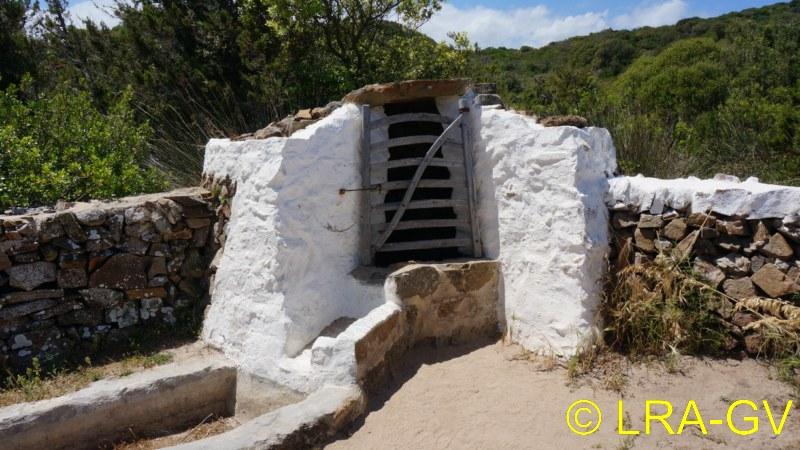 Voyage à Minorque, mai 2017 - 6 : Vendredi 19 mai : Sa Mesquiba , Es Grau Dsc05920