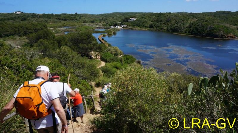 Voyage à Minorque, mai 2017 - 6 : Vendredi 19 mai : Sa Mesquiba , Es Grau Dsc05927