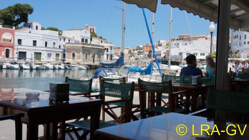 Voyage à Minorque, mai 2017 - 7 : Samedi 20 mai : temps libre; Fornells, Ciutadella Dsc06024