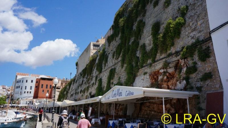Voyage à Minorque, mai 2017 - 7 : Samedi 20 mai : temps libre; Fornells, Ciutadella Dsc06025