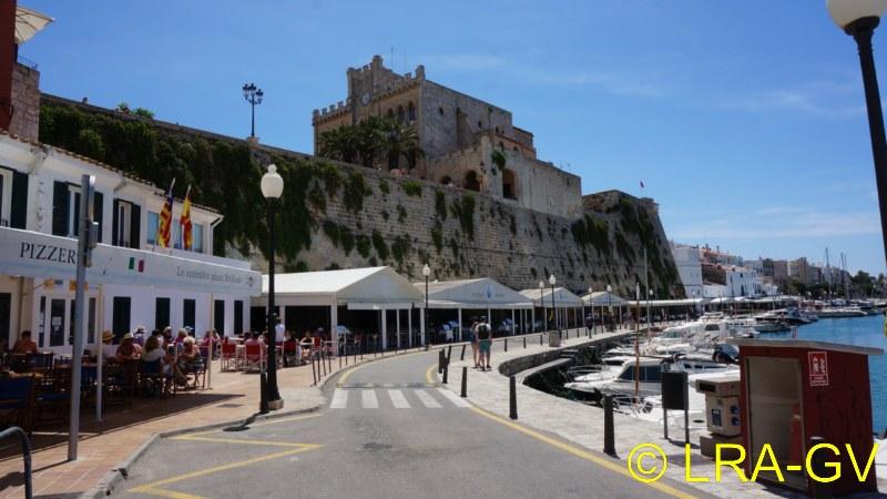 Voyage à Minorque, mai 2017 - 7 : Samedi 20 mai : temps libre; Fornells, Ciutadella Dsc06026