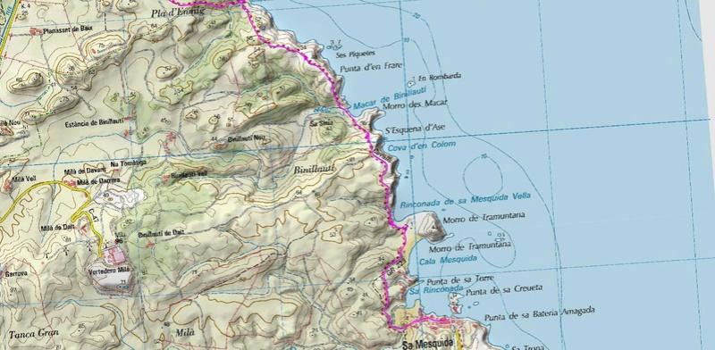Voyage à Minorque, mai 2017 - 6 : Vendredi 19 mai : Sa Mesquiba , Es Grau Rando-29