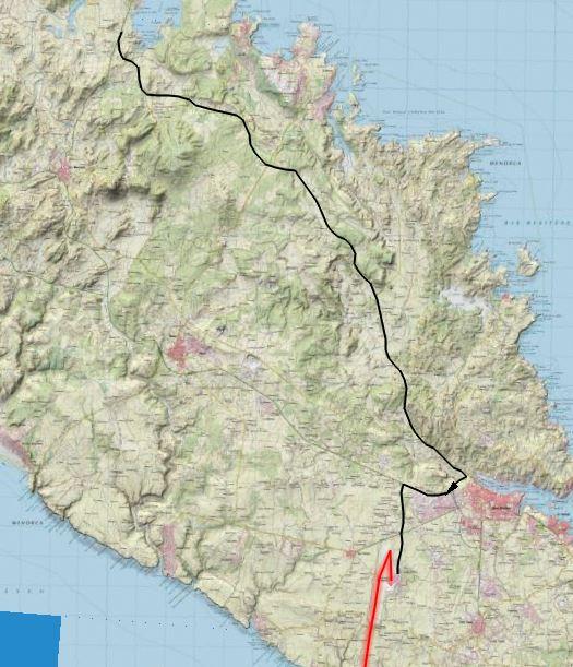 Voyage à Minorque, mai 2017 - 0 : Le voyage, l'hôtel  V_reto12