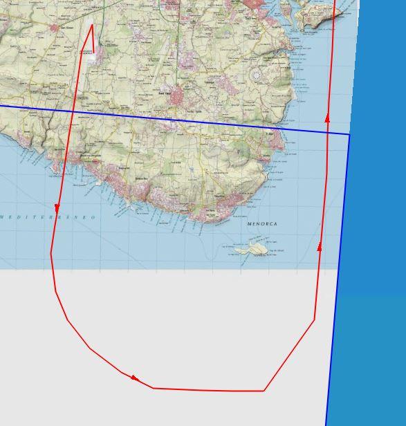 Voyage à Minorque, mai 2017 - 0 : Le voyage, l'hôtel  V_reto14