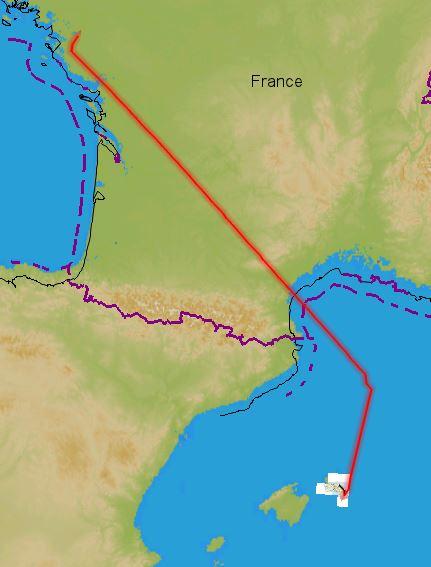 Voyage à Minorque, mai 2017 - 0 : Le voyage, l'hôtel  V_reto16
