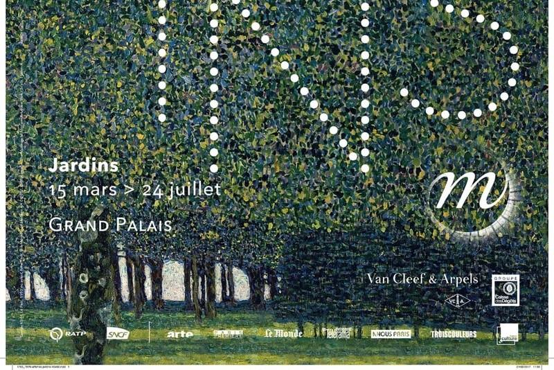 """Exposition """"Jardins"""" au Grand Palais T0000015"""
