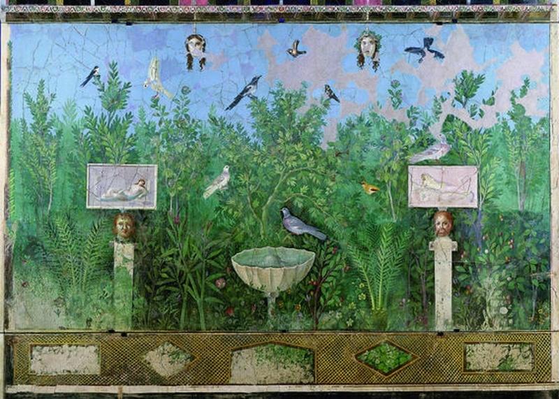 """Exposition """"Jardins"""" au Grand Palais T0000017"""