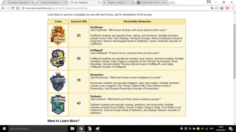 Harry Potter : à quelle maison appartenez-vous ? Ravenc10