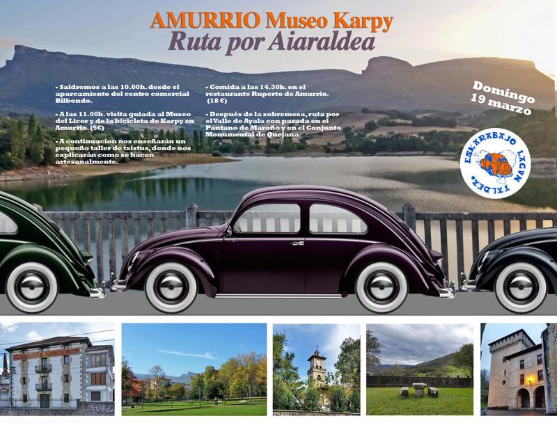 Salida ELT marzo 2017 - Amurrio y Ruta por Aiaraldea 20160810