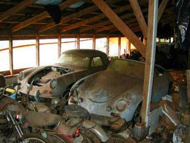 Photos de Porsche à restaurer - Page 6 10628410