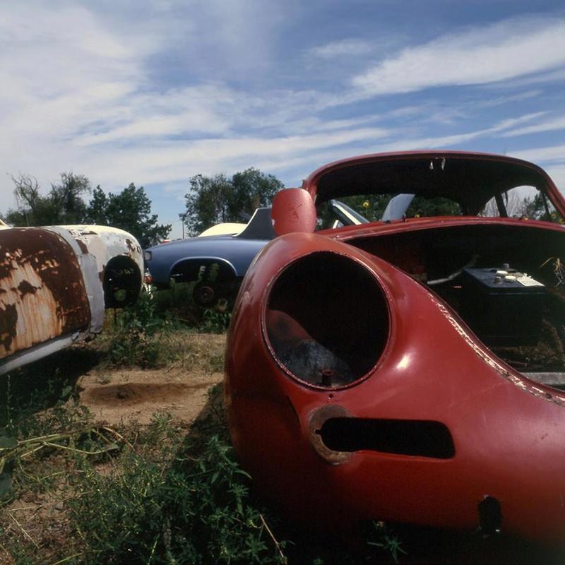 Photos de Porsche à restaurer - Page 6 10689410