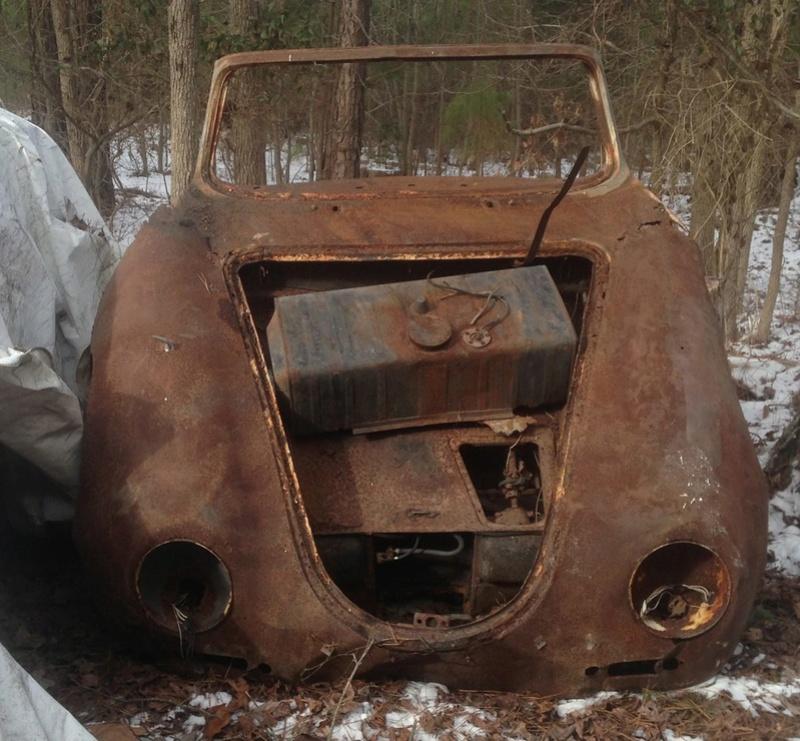 Photos de Porsche à restaurer - Page 3 10974610