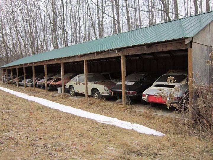 Photos de Porsche à restaurer - Page 4 11402910