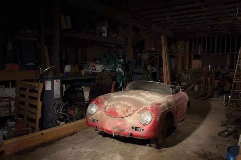 Photos de Porsche à restaurer - Page 6 11760210