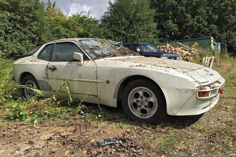 Photos de Porsche à restaurer - Page 5 11850410