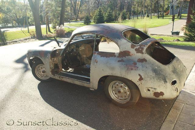 Photos de Porsche à restaurer - Page 5 12342510