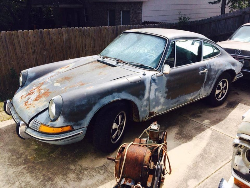 Photos de Porsche à restaurer - Page 4 12814310